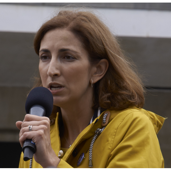 Sima Davrain speaks (Keith Selmes 2019)
