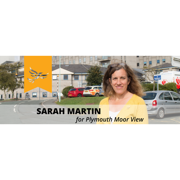 Photo of Sarah Martin (Sorcha Holloway 2019)
