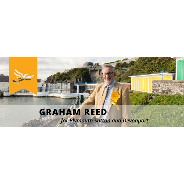 Header image of Graham Reed (Sorcha Holloway 2019)